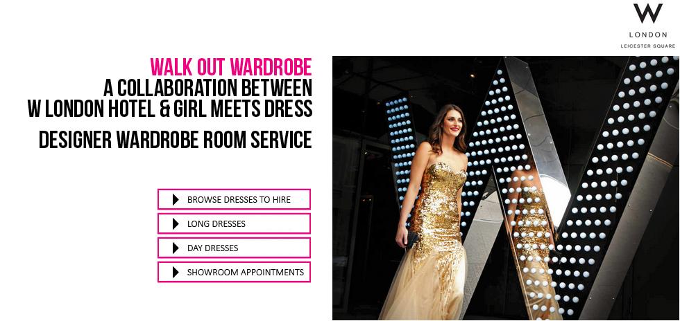 Walk Out Wardrobe Girl Meets Dress Cocktail Dress Designer Dress