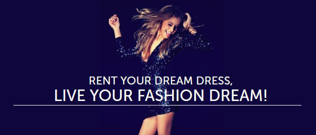 Rent your dream dress - Live your Fashion Dream