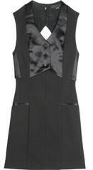 Alexander Wang vest dress
