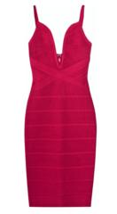 hire Herve Leger dresses