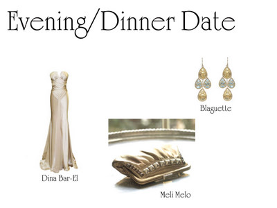 What to wear to a dinner date