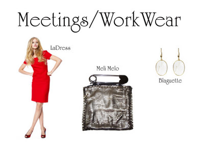 Hire dresses for meetings, workwear dresses to hrie