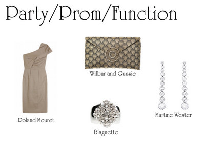 Party dresses to rent and Prom dresses to hire